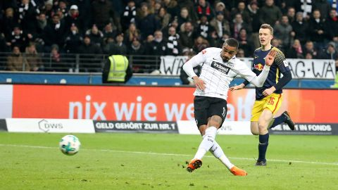 Watch: Frankfurt 2-1 RB Leipzig