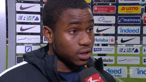 "Watch: Lookman ""I like it here"""