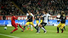 Frankfurt post comeback win over Leipzig