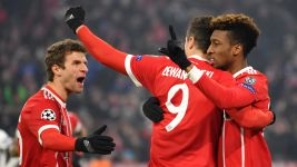 Advantage Bayern after thumping win over Besiktas