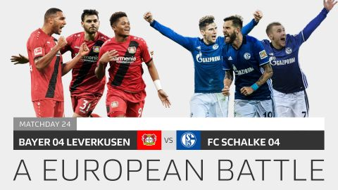 Leverkusen vs. Schalke: key battles