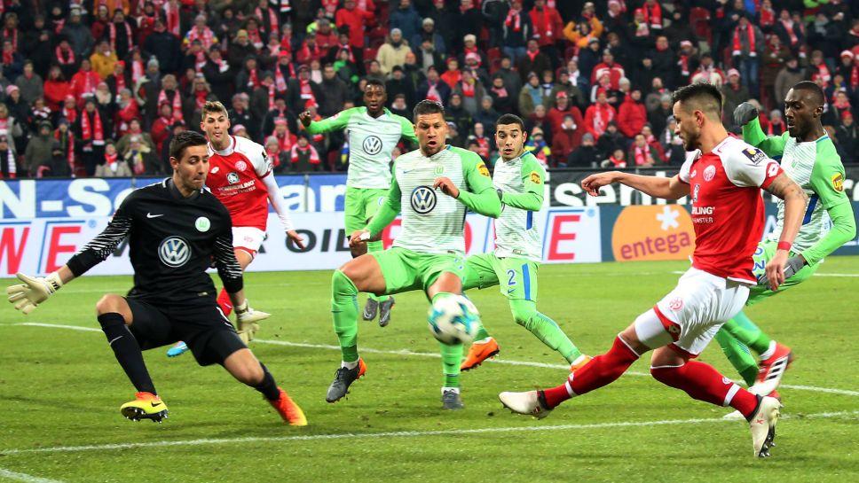 Bundesliga 24 Spieltag