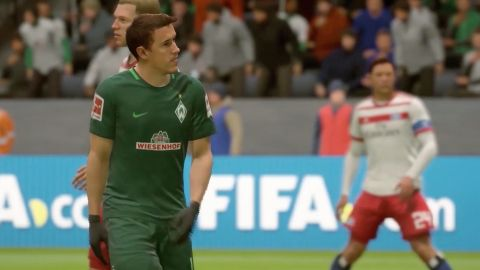 Watch: FIFA 18 predicts Bremen vs. Hamburg