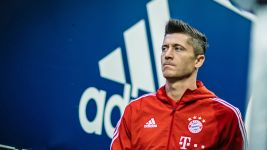 Lewandowski reaches 250 appearances