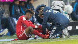 Bayern blow as Coman ruled out for weeks