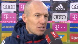 "Watch: Robben ""We have to be critical"""