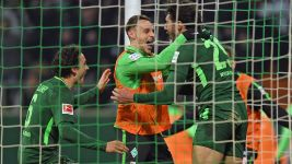 Bremen 1-0 Hamburg: As it happened!