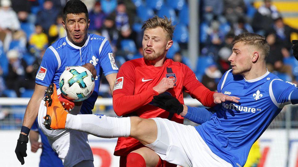 Darmstadt 98 1. Bundesliga