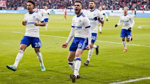 Leverkusen 0-2 Schalke: As it happened!