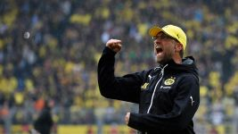 Klopp: World-class coach, Bundesliga made