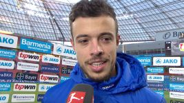 "Watch: Di Santo ""We fought like lions!"""