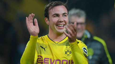 "Götze getting ""better and better"""