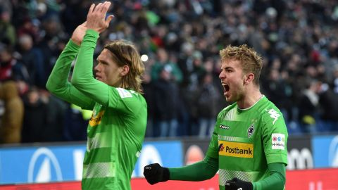 Watch: Hannover 0-1 Gladbach