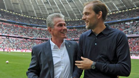"Heynckes: ""Bayern will have the right new coach"""
