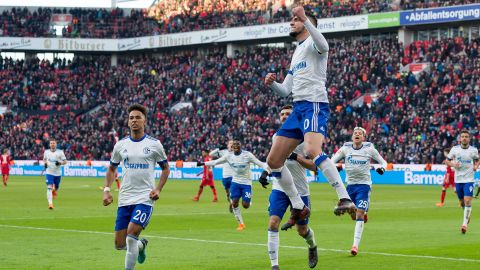 Watch: Leverkusen 0-2 Schalke