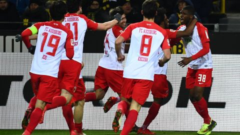 Dortmund 1-1 Augsburg: As it happened!
