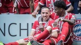"Alaba: ""Ribery's been so important in my career"""