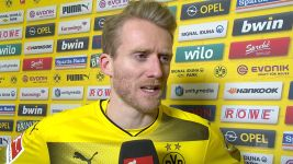 "Watch: Schürrle: ""We didn't deserve to win"""