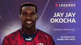 Bundesliga Legends: Jay-Jay Okocha