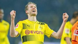 Schürrle relieved to be firing in Dortmund colours