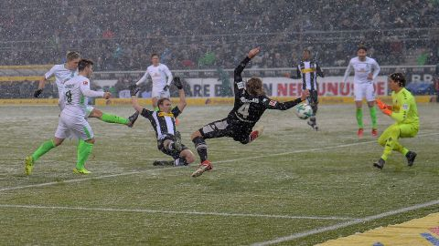Gladbach 2-2 Bremen: As it happened!