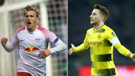 Forsberg and Reus head to head