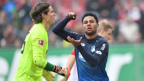 Gnabry and Kramaric see Hoffenheim past Augsburg