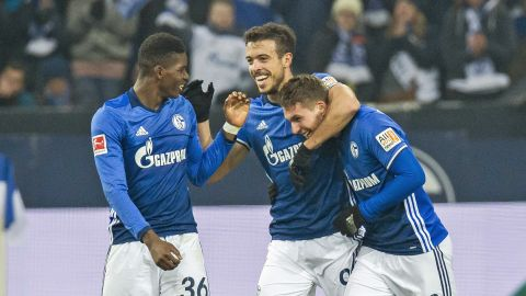 Schalke 1-0 Hertha: As it happened!