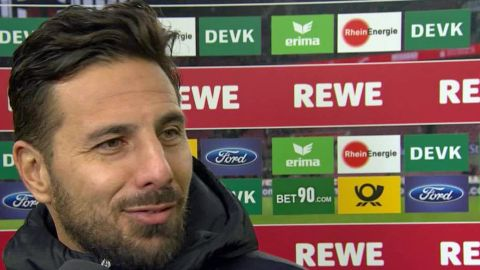 "Watch: Pizarro: ""We have to fight!"""