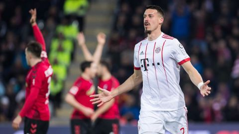 Leaders Bayern too good for Freiburg