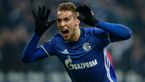 Pjaca hitting his stride for Schalke