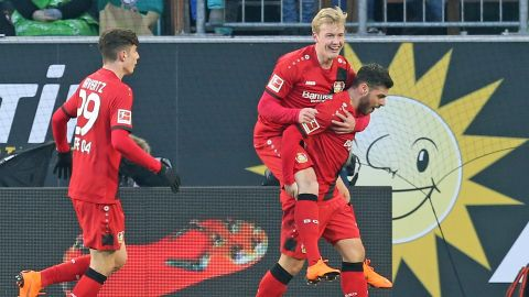 Watch: Wolfsburg 1-2 Leverkusen
