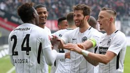 Watch: Frankfurt 1-0 Hannover
