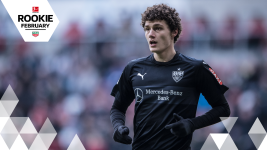 February Rookie of the Month winner: Pavard