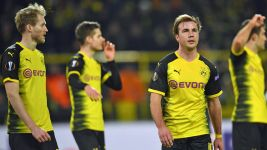 BVB suffer first-leg defeat to Salzburg