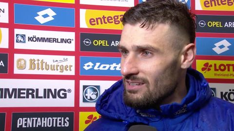 Watch: Caligiuri on his amazing solo goal