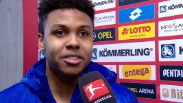 "Watch: McKennie ""I'll prove I belong in the USMNT"""
