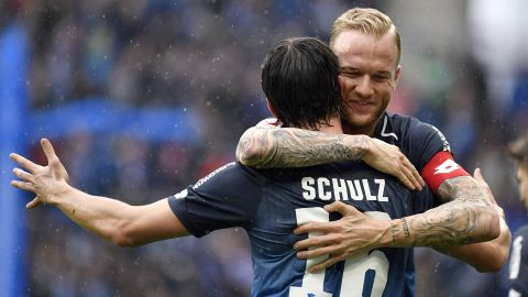 Hoffenheim boost European hopes with Wolfsburg win