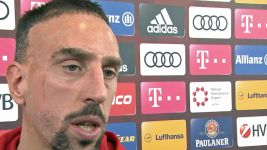 "Ribery: ""Special moments for my son"""