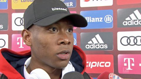 "Watch: Alaba ""Our plan worked"""