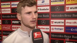 "Werner on ""emotional"" return to Stuttgart"