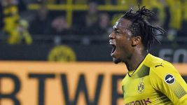 Late Batshuayi double downs Frankfurt