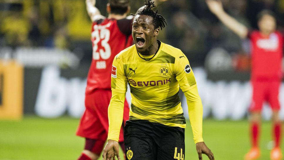 Bundesliga Michy Batshuayi On Life At Borussia Dortmund Playing In The Bundesliga And More