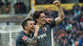 Watch: Hannover 1-3 Augsburg
