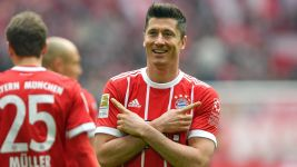 Watch: Bayern Munich 6-0 Hamburg