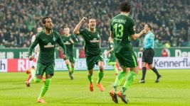 Bremen overpower Cologne in relegation tussle
