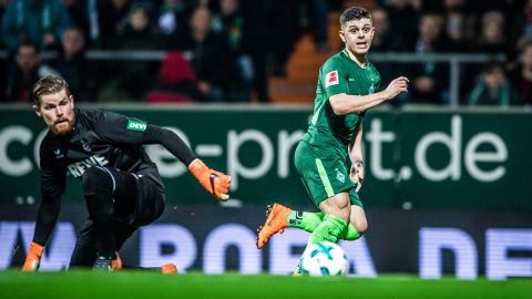 Watch: Werder Bremen 3-1 Cologne