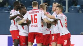 Leipzig into maiden European quarter-finals
