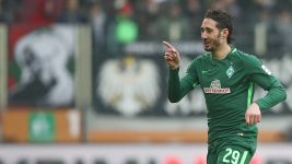 Belfodil boosts Bremen in Augsburg