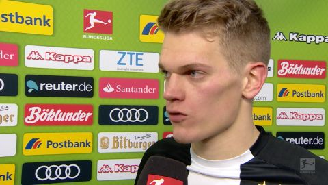 Watch: Ginter selfless after late leveller